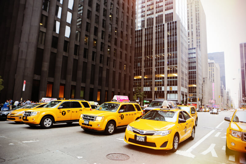 Taxis Paris