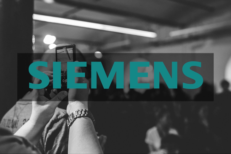 Siemens voyage d'affaires
